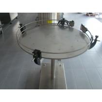 Dreh - Sammeltisch 1000 mm Durchmesser